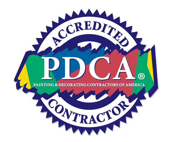 Painters Decorators Contractors of America Logo