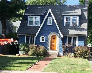 painting contractor Boston before and after photo 1537964505405_cool-blue-triangle-house